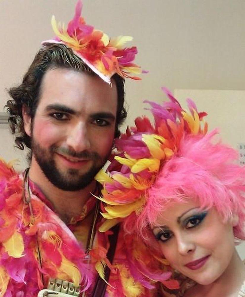 Papageno, l'oiseleur, et sa jolie Papagena, bientôt invités…